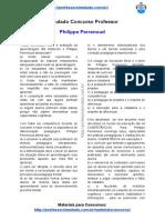 47.Simulado Philippe Perrenoud
