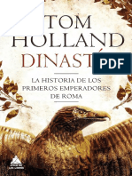 Holland, Tom - Dinastía