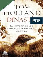 Holland, Tom - Dinastía