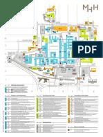 MHH Campus Map