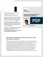 Philippines_ Mergers Acquisitions