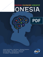 Kolase Pemikiran Ekonomi Kreatif Indonesia