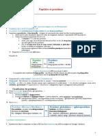 Peptides Et Protéines