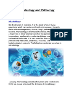 Microbiology and Pathology Article (1)