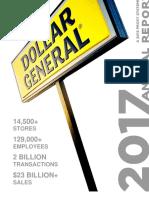 Dollar General AR 2017 Web Posting