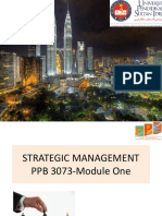PPB 3073 Strategic Management -