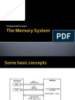 Module 3-The Memory System