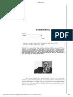 Umberto Eco, De Bibliotheca