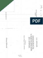 Sinclair - Democracia y participación en Atenas.pdf