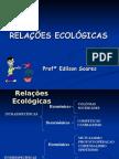 Biologia PPT - Ecologia - Relações