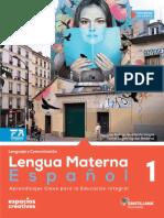 Librocompleto Espanol 1 Ec