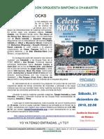 Nota Prensa Celeste Rocks 1-12-18