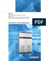 i127e Sx-V Instruction Manual En