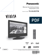 Panasonic Vieta TX-32LED7FM