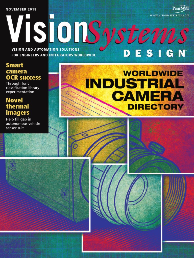 Visionsystemsdesign201811 Dl | Arm Architecture | Camera