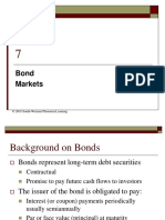 Topic-7 Bonds and the Markets