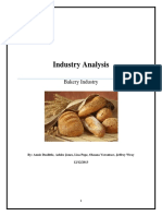 Bakery Industry