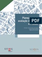 Planejamento e Avaliação Das Ações Em Saúde