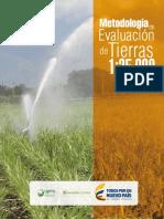 METODOLOGÍA DE EVALUACIÓN DE TIERRAS 1-25.000_UPRA.pdf