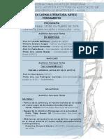 Programação Evento AUGM - UFSC