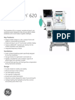 Carestation 620 Spec Sheet Rev5