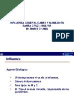 Dengue en Bolivia