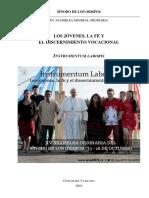 Instrumentum laboris_SINODO_2018_ESPANOL.pdf