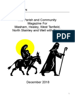 parish magazine december 2018