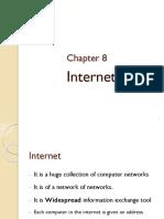 ICt- Internet