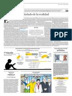Perfil de La Población Infantil Del Perú