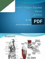 Congenital Talipes Equino Varus.pptx