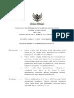 Permenkes 6-2016 Formularium Obat Herbal Asli Indonesia