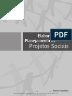 Elaboração e Planejamento de Projetos Sociais