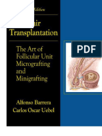 Hair Transplantation the Art of Micrografting and Minigrafting (2nd Edition)