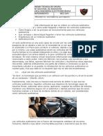 proyecto vehiculo autonomo