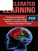 Tracy Bethens - Accelerated Learning_ The Best Accelerated Learning Techniques to Learn More, Improve Memory, Enhance Intellect and Process Information Faster (2016, CreateSpace).epub
