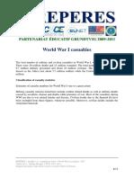 REPERES – Module 1-1-1 - Explanatory Notes – World War I Casualties – En