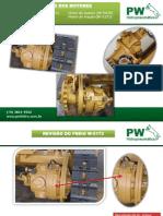 Revisão Dos Motores da PWH-5000 Outubro 2016