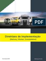 diretrizes de implementação VW caminhoes
