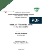 Modelado y Analisis del Chasis de una Motocicleta.pdf