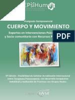 Postgrado CUERPO Y MOVIMIENTO. Danzaterapia