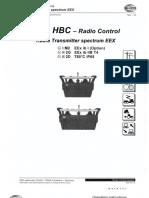 HBC Radiomatic - Radio Control