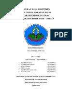 Laporan Praktikum Saayuran Dan Umbi