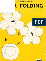 Mathematics Through Paper Folding (Gnv64)