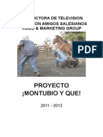 Proyecto Productora de Tv Agraria