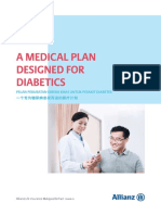 20180904 Allianz Diabetic Essential Brochure