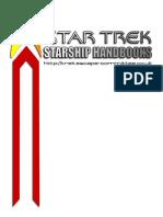 Star Trek - Starship Handbook