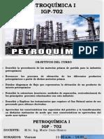 Tema 1 Introduccion a La Petroquimica