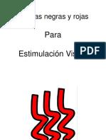 Tarjetas en Negro y Rojo Para Estimulacion Visual Objetos (1)