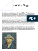 Referat van Gogh